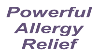Powerful Allergy Relief